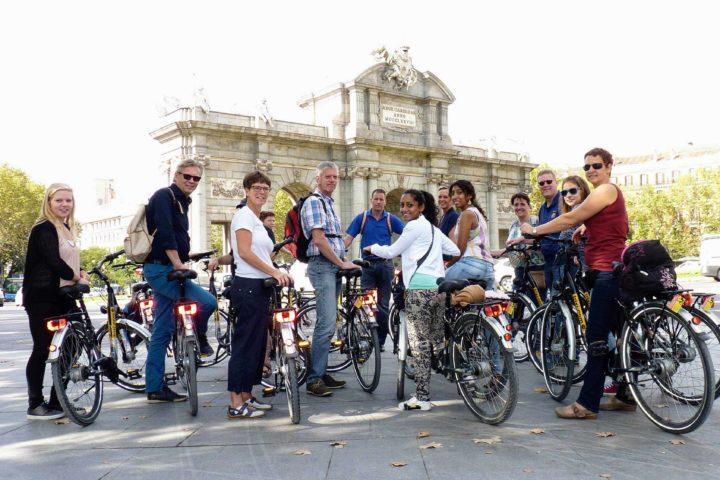 tour in bicicletta a madrid 0011