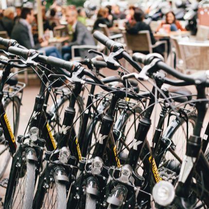 Trixi Bike rentals Madrid - biciclete moderne de închiriat