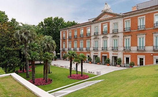 Museo Thyssen-Bornemisza в Мадрид