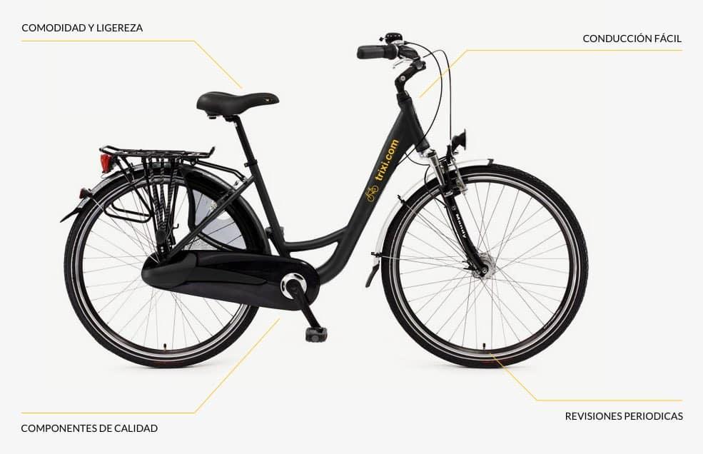 Bicicletas de segunda mano Madrid