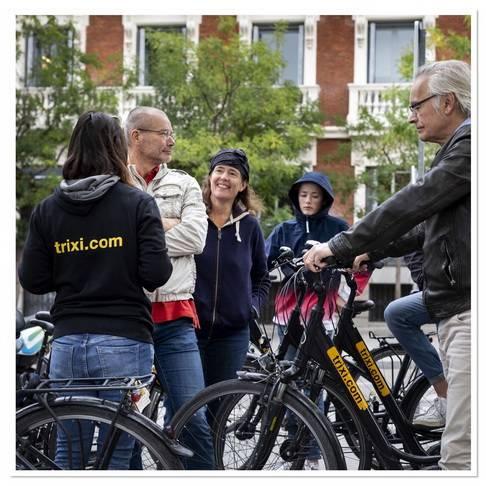 Real Madrid Bike Tour - Trixi.com