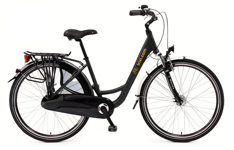 Mūsu velosipēdi - Trixi velosipēdu noma Madridē