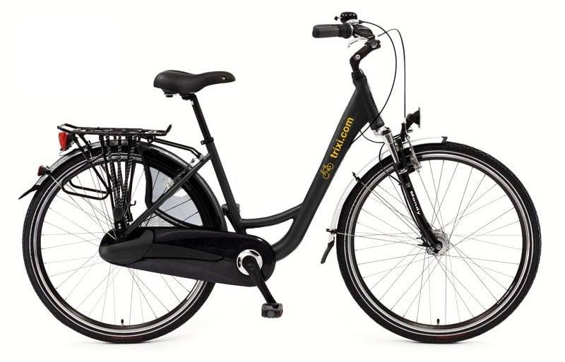 Unsere Fahrräder - Trixi Fahrradverleih in Madrid