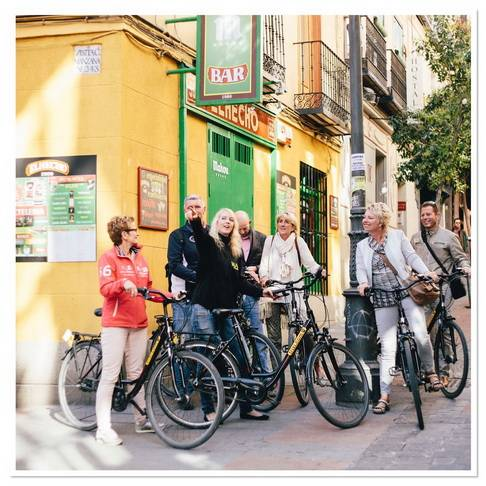 Tapas & Markets Bike Tour – every day at 17:00 h