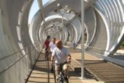 Go beyond the highligts and grasp Madrid's diversity by bike - Guided tour