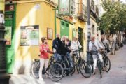 Daily Bike Tour Madrid a las 11 am