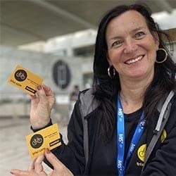 Ева Мария Россель - Trixi.com - директор по продажам