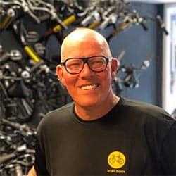Gerald Caspari, co-fondateur de Trixi.com