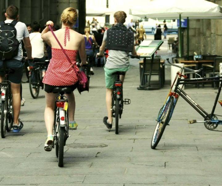 Madrid Mosaik E-Bike Tour