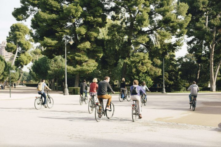 Trixi Madrid Green Bike Tour 0001