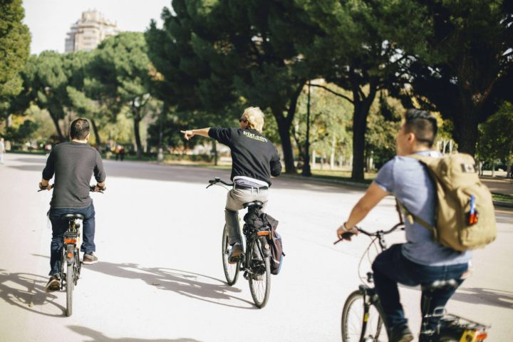 Trixi Madrid Green Bike Tour 0002