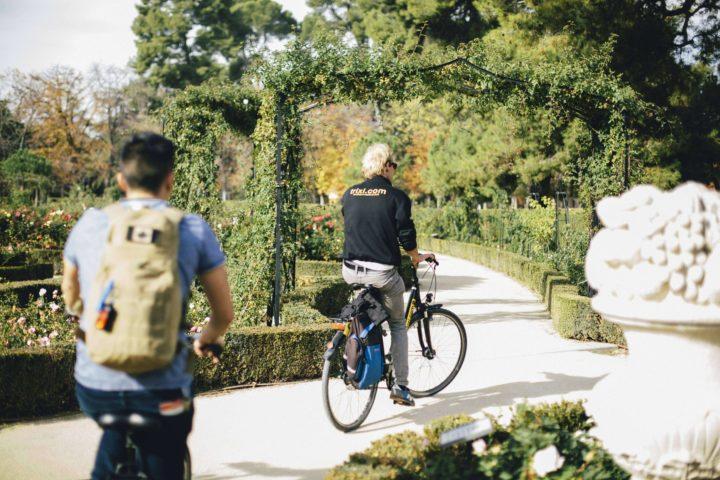 Trixi Madrid Green Bike Tour 0003
