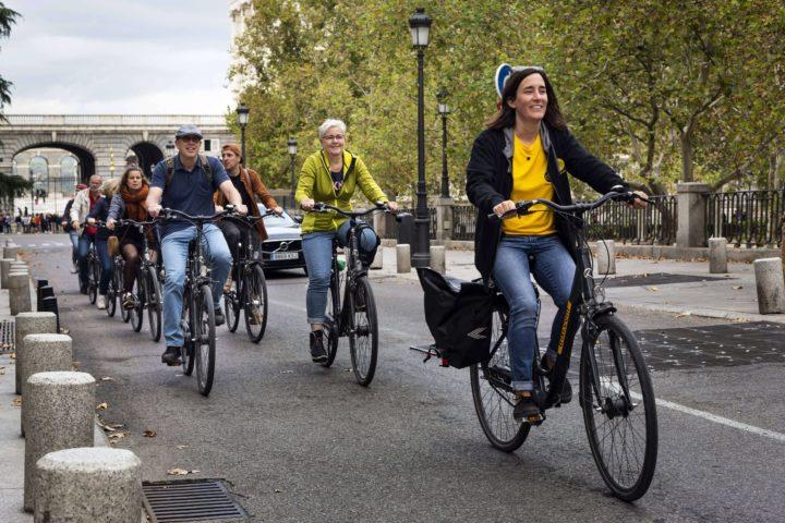 Trixi Madrid Green Bike Tour 0005