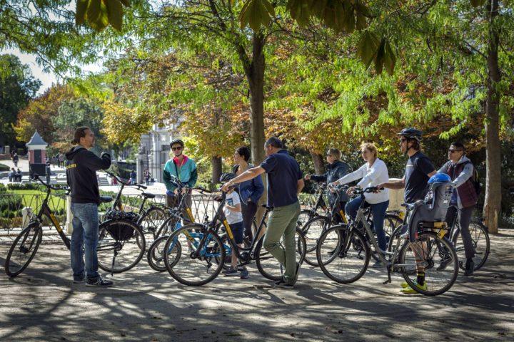 Trixi Madrid Green Bike Tour 0006