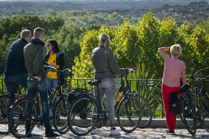 Trixi Madrid Green Bike Tour 0007