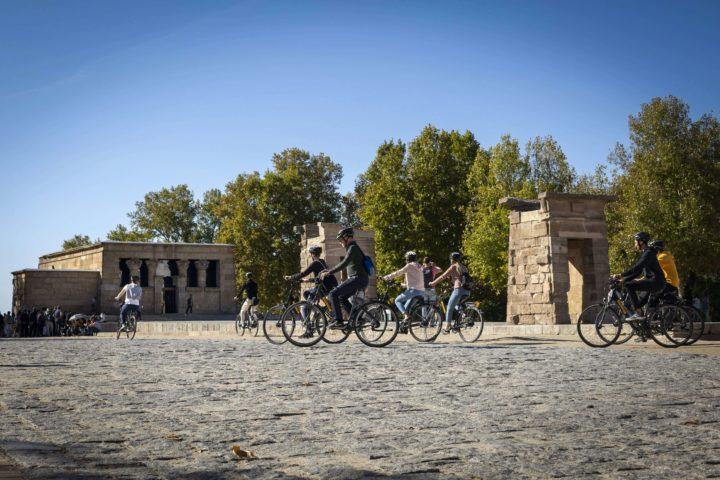 Trixi Madrid Green Bike Tour 0008