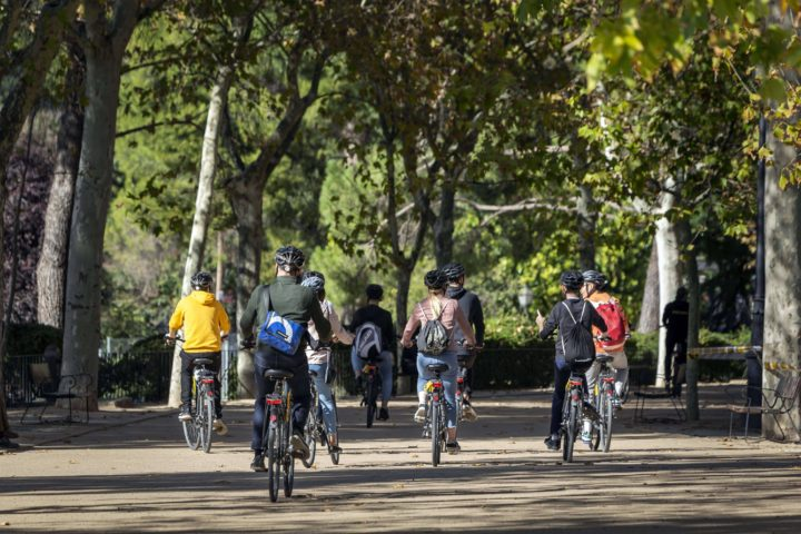 Trixi Madrid Green Bike Tour 0009