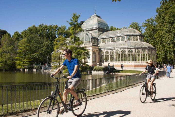 Trixi Madrid Green Bike Tour 0010
