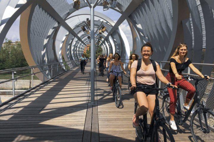 Trixi Madrid Green Bike Tour 0011