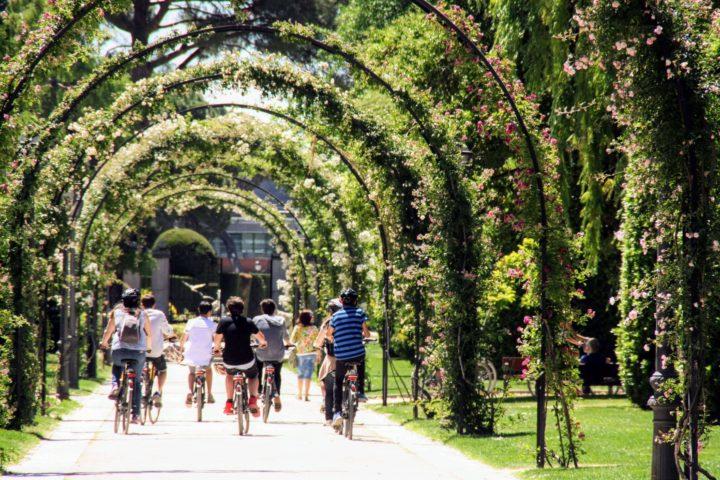 Trixi Madrid Green Bike Tour 0013