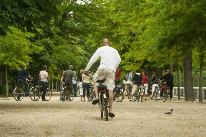 Trixi Madrid Green Bike Tour 0014
