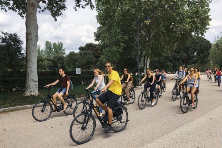 Trixi Madrid Green Bike Tour 0015