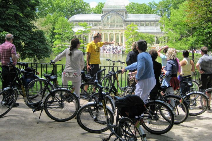 Trixi Madrid Green Bike Tour 0016
