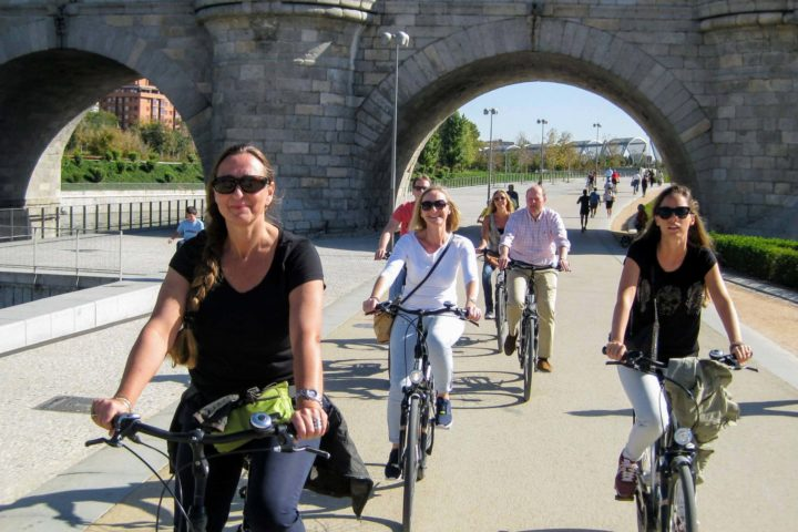 Trixi Madrid Green Bike Tour 0017