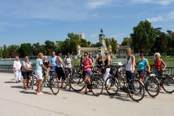 Trixi Madrid Green Bike Tour 0019
