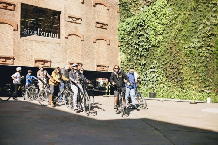 Trixi Madrid Mosaic Bike Tour 0001