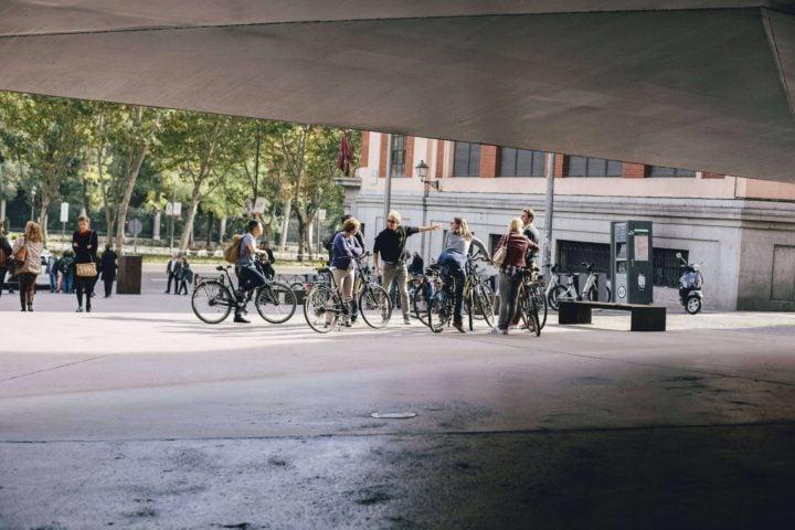 Trixi Madrid Mosaic Bike Tour 0003