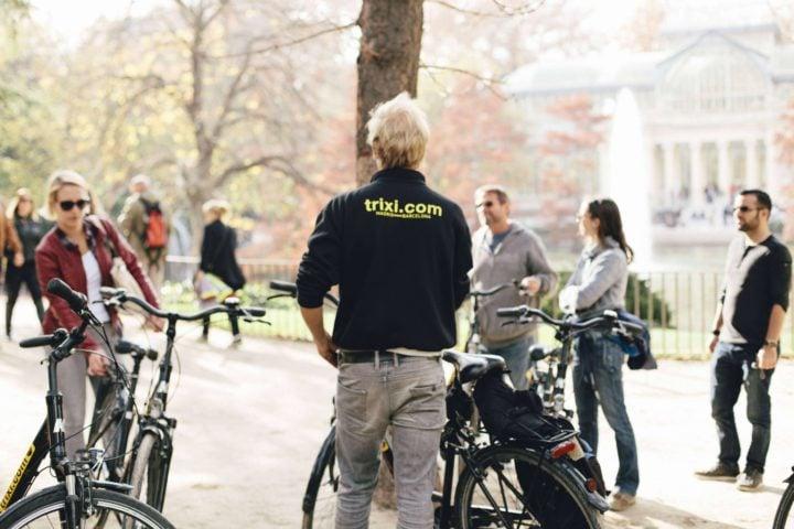 Trixi Madrid Mosaic Bike Tour 0004
