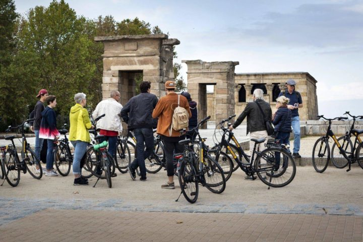 Trixi Madrid Mosaic Bike Tour 0010