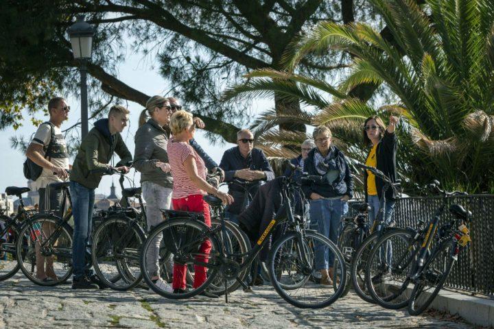 Trixi Madrid Mosaic Bike Tour 0011