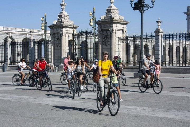 Trixi Madrid Mosaic Bike Tour 0019
