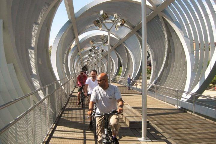 Trixi Madrid Mosaic Bike Tour 0020