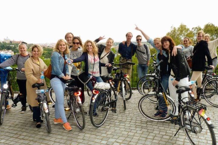 Trixi Madrid Mosaic Bike Tour 0021