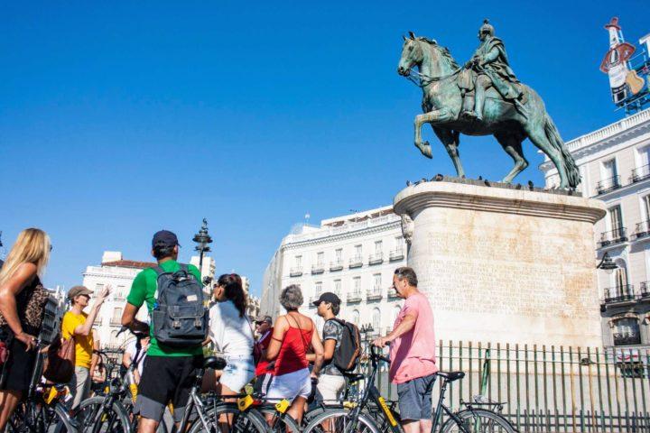 Trixi Madrid Tour in bicicletta su misura 0019