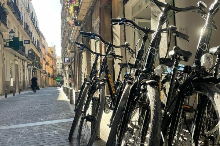 Trixi.com - Tour in bicicletta e noleggio Madrid