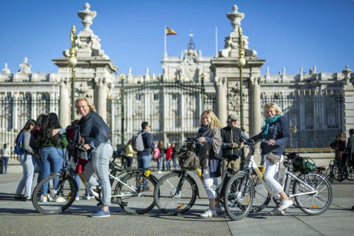 Trix.com - Visite et location de vélos à Madrid