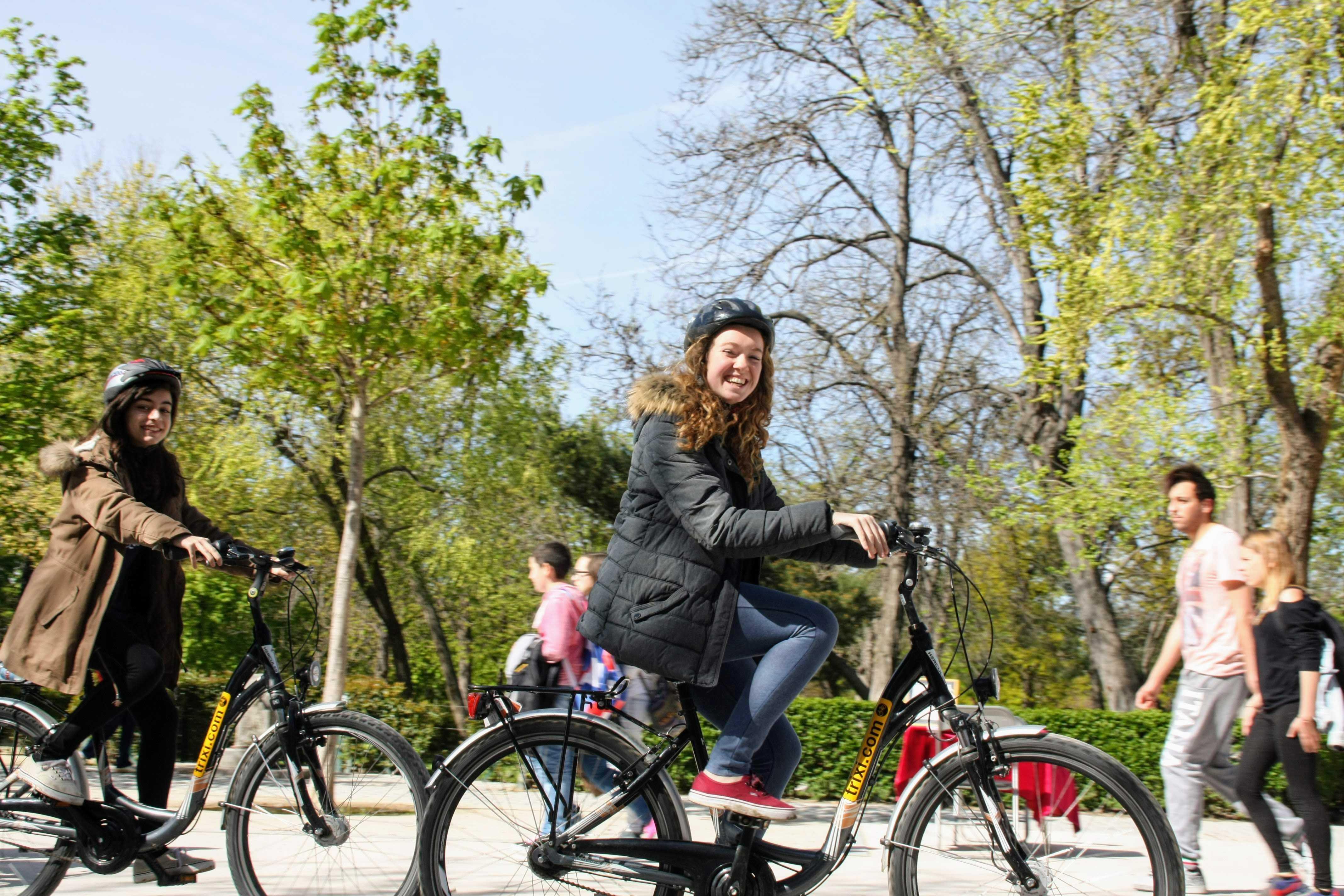 Trixi.com - Gymkhana Retiro Park