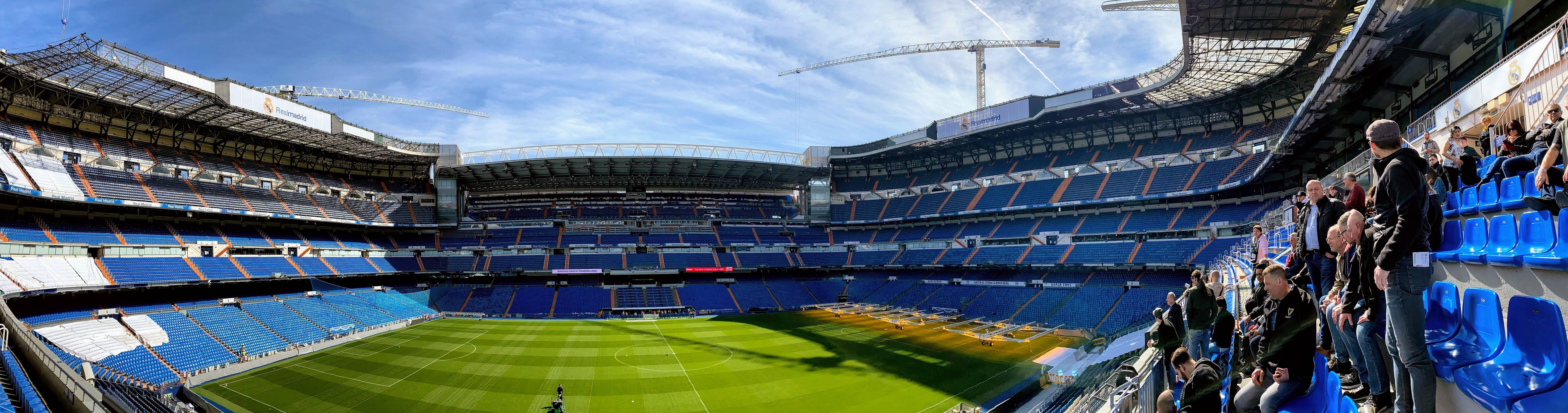 Trixi.com - Tour in bicicletta: Tour del Real Madrid