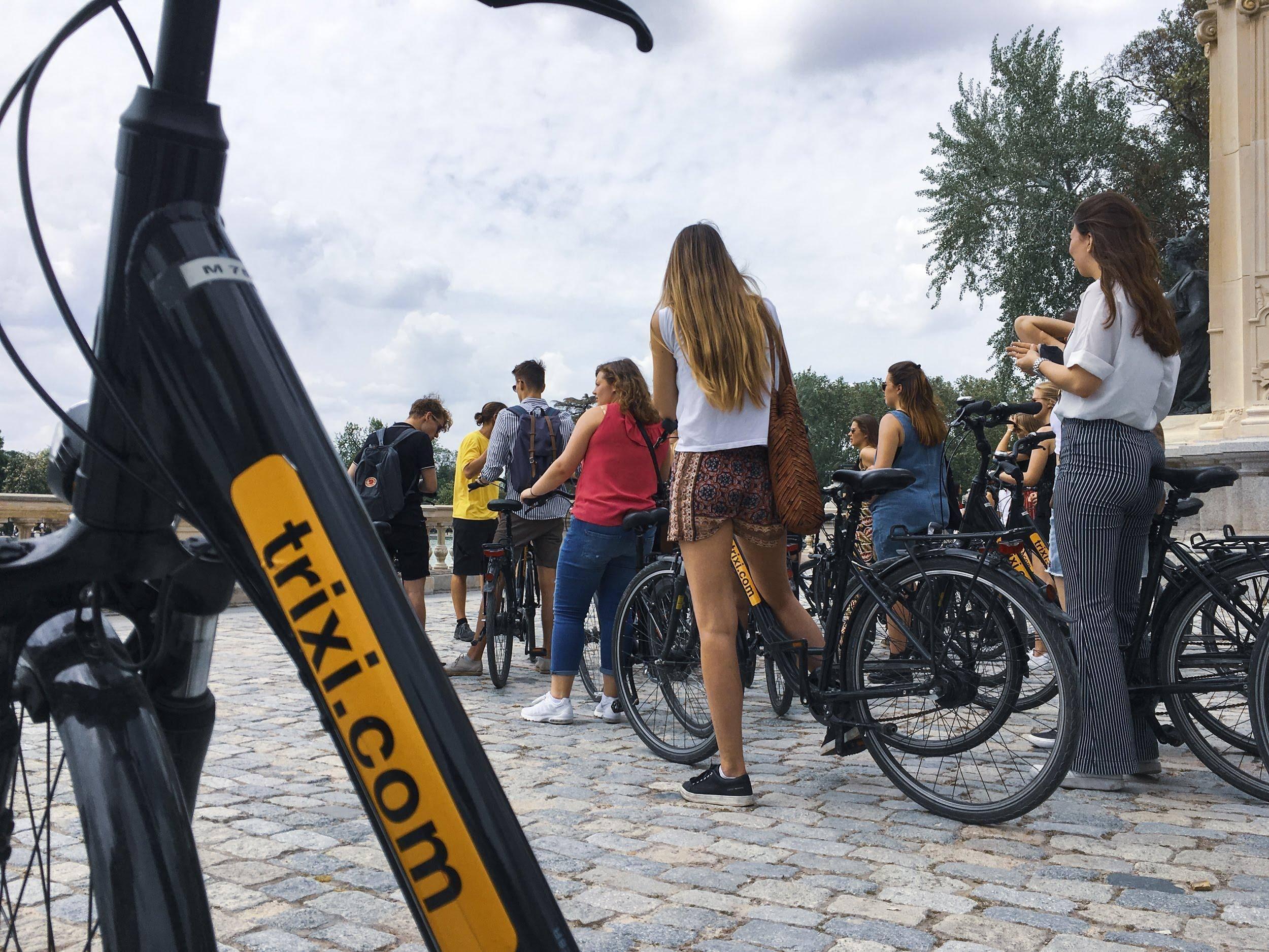 Trixi Madrid - Highlights kerékpáros túra