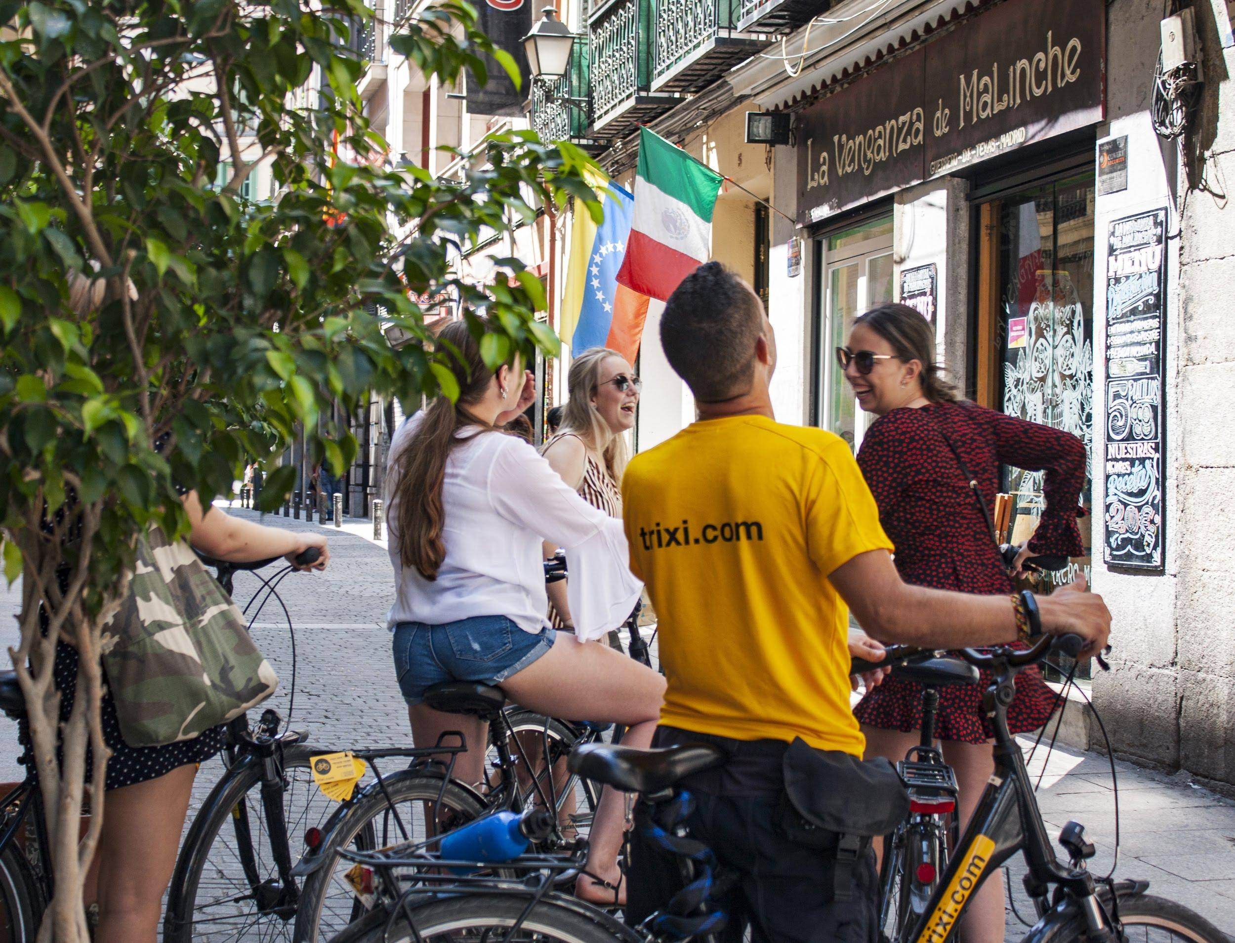 Trixi Madrid - Tour en bicicleta a medida