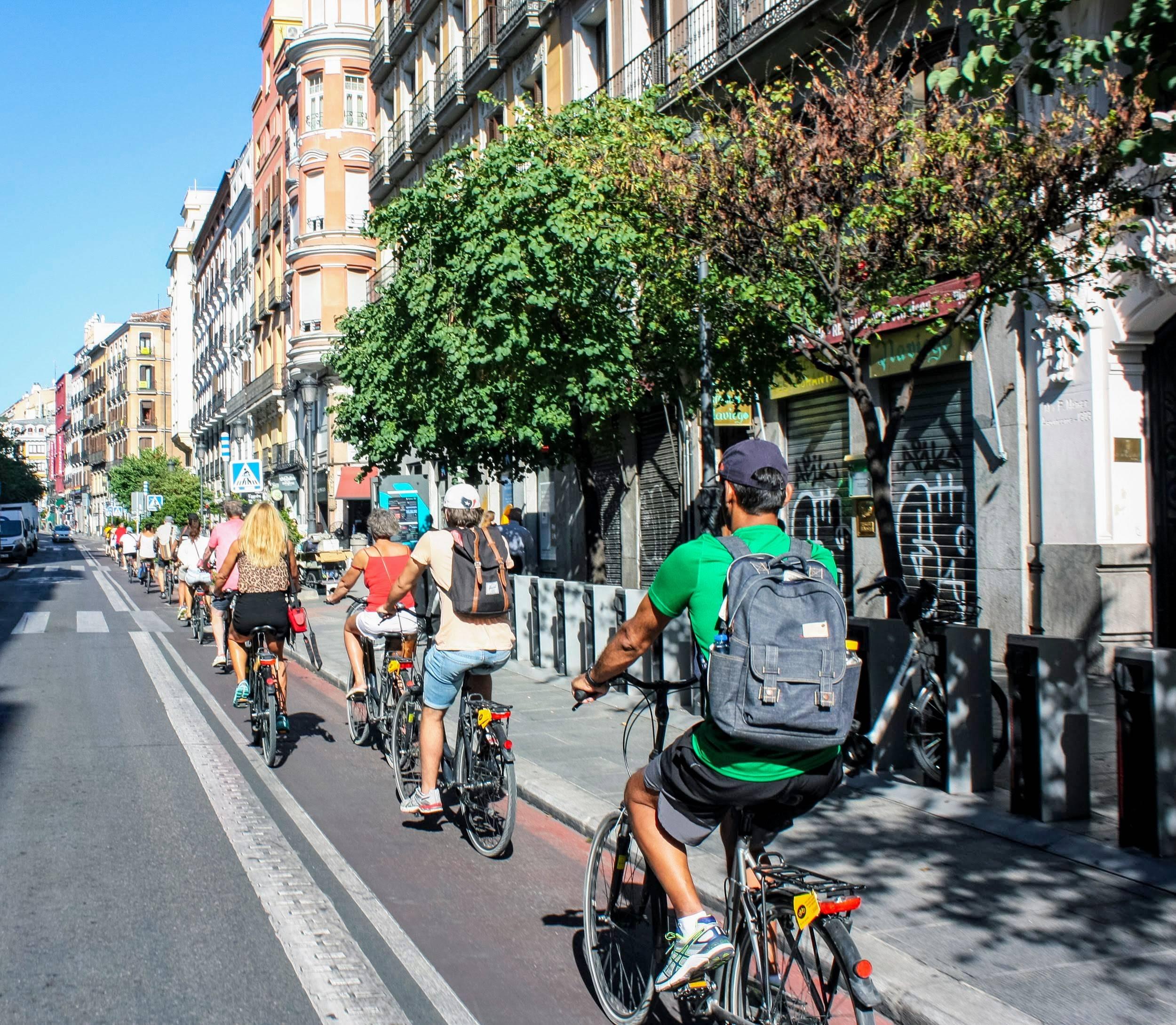 Trixi Madrid - Tour à vélo sur mesure