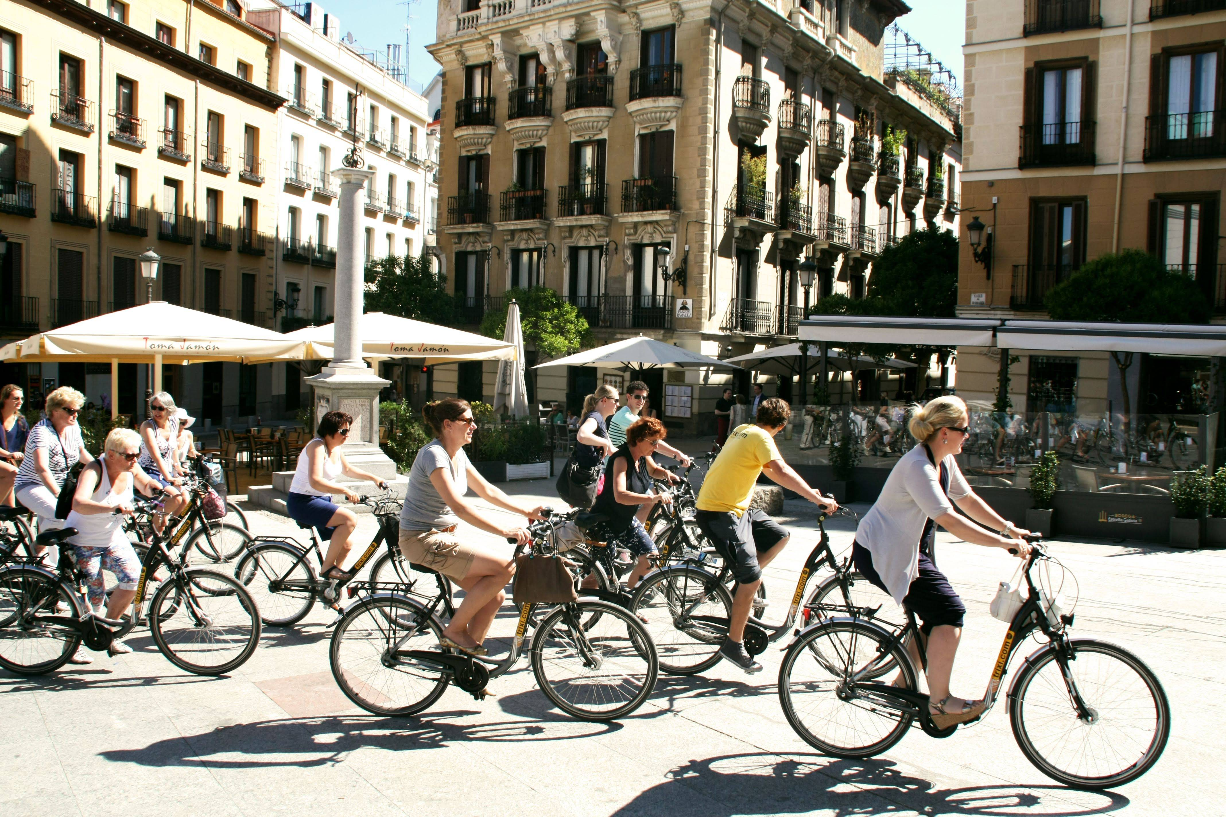 Trixi Madrid Tour de Tapas y Mercados 0020 0015