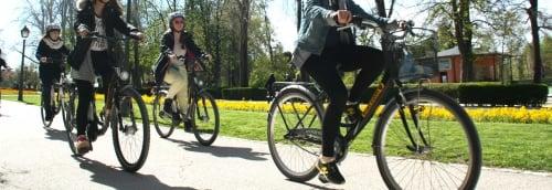 Number 1 Bike Rental Madrid