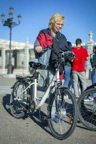 Number 1 Bike Rental Madrid - Trixi.com