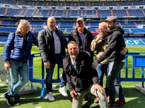 Real Madrid Bike Tour