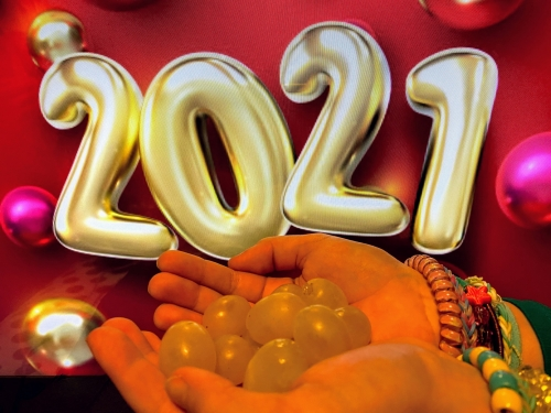 New Year Madrid 1